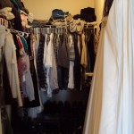 Master Bedroom Closet Decrapification…