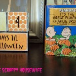 Bloggiversary Celebration – Day 5 – My Halloween Decor and a GIVEAWAY!