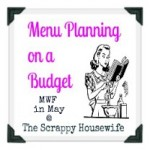 How I Menu Plan (Part 2 in the Series)