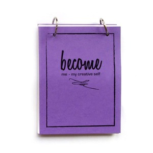 Image of {Become} – Diary for Finding Your Direction