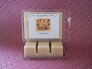 Chardonnay Soy Wax Melts - 2 packages