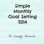Simple Goal Setting in 2014