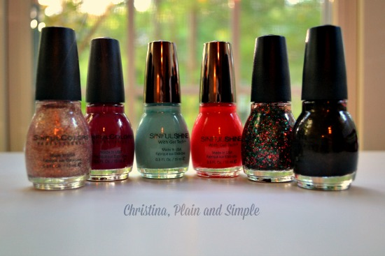 My Sinful Colors Nail Polish Collection