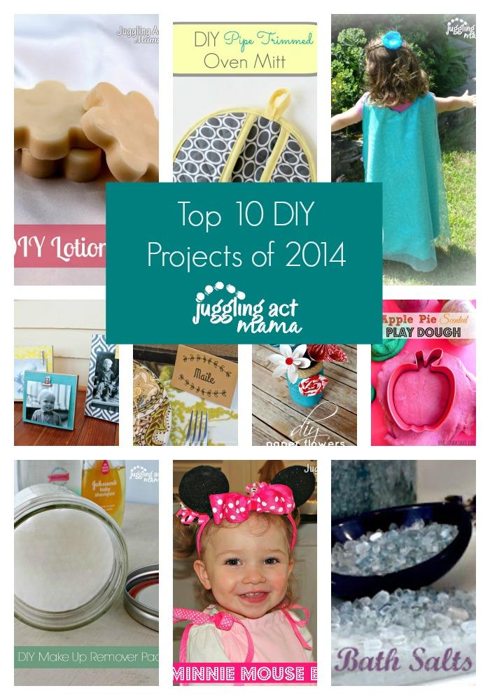 Top 10 DIY JAM
