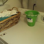 Cheap Laundry Trash Can Craft