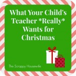 What Your Child's Teacher *Really* Wants for Christmas
