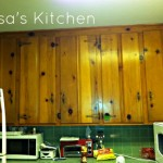 Reader Space: Lisa's Kitchen