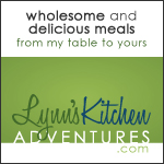 Blog Resources for Home Cooks & May Menu Week 5