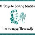31 Days To Saving Sensibly