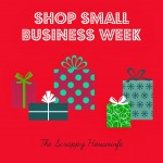 Shop Small Business Week – Start Organizing