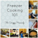 Freezer Cooking Part 2 – How it went, and what we'd do differently next time