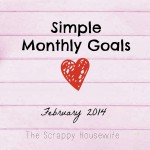 Simplified Goals for February 2014