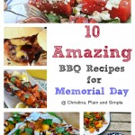 BBQ and Grilling Recipes Round Up