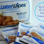 My Favorite Make Up Remover – WaterWipes!