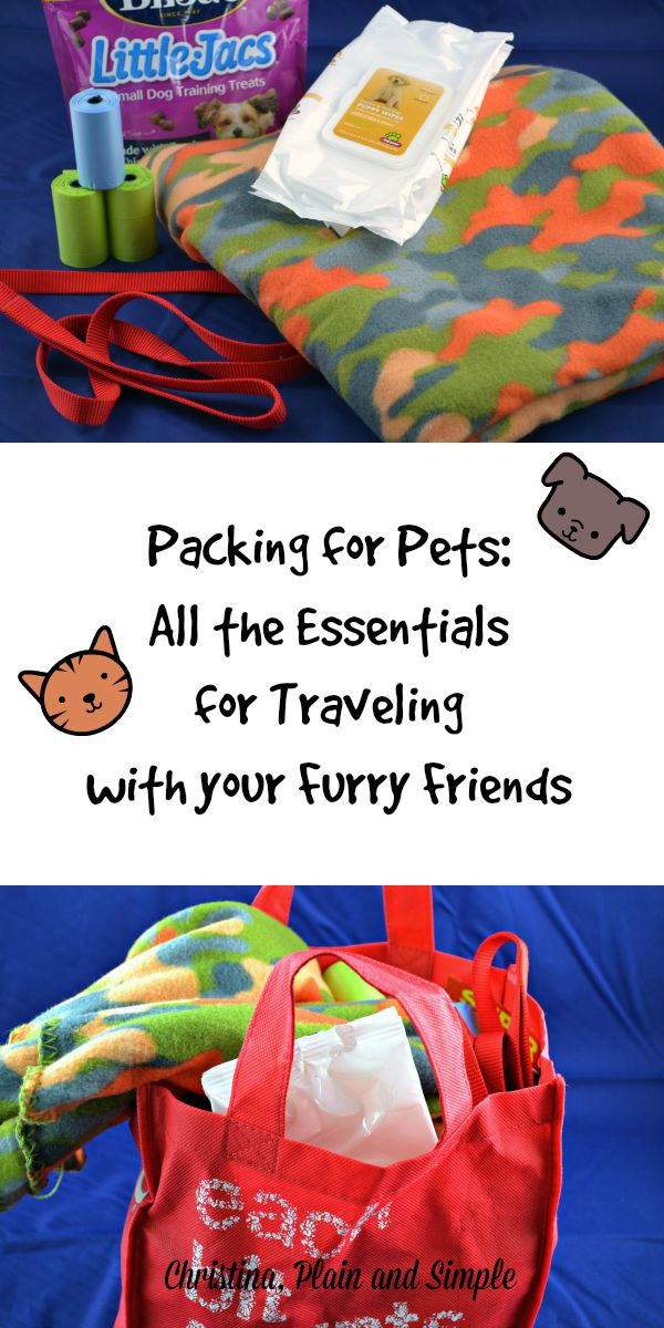 Packing for Pets Collage Usable
