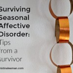 Surviving Seasonal Affective Disorder